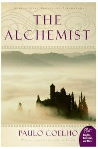 It's no secret that The Alchemist, by Paulo Coelho, is one of my favorite books. I'm leading the discussion in my book club this month, and The Alchemist is the book we're discuss… I Love Books, Great Books, Books To Read, My Books, I Love Reading, Reading Lists, Book Lists, Reading Room, Happy Reading