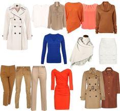 """Basic survival wardrobe Spring (wintertime)"" by tunafiska on Polyvore #spring color palette"