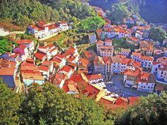 Cudillero – a Lovely Village in Asturias, Spain #village #tourism #vacation