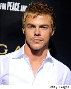 Derek Hough  If I could ever pick ONE male from DWTS to teach me to dance it would be Derek! He is the BEST (of my generation).