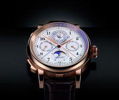 A. Lange & Söhne presenta por 24 horas su nuevo reloj valorado en US$ 2,4 millones