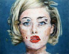 (2-2011)    oil on canvas    150x190cm    :    :