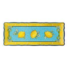 Le Cadeaux Citrone Baquette Tray