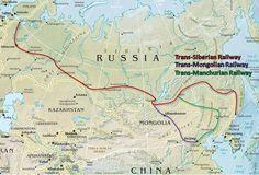 Trans-Siberian & Trans-Mongolian Railway -- I want to do this!