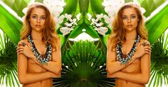 FLOR AMAZONA - The Shamanic Journey AW14 Campaign - By Ronald James