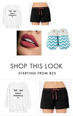 """""""Untitled #1326"""" by amanda-weasley ❤ liked on Polyvore featuring H&M, Jockey and Leisureland"""