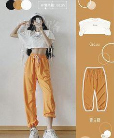 Korean Casual Outfits, Korean Outfit Street Styles, Edgy Outfits, Mode Outfits, Cute Casual Outfits, Pretty Outfits, Korean Girl Fashion, Ulzzang Fashion, Korean Street Fashion