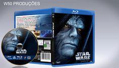 W50 produções mp3: Star Wars VI - O Retorno De Jedi (Blu-Ray)