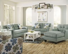#Sofa & #Loveseat-- Price includes sofa & loveseat only Other pieces available....http://bit.ly/1Cr6gX9