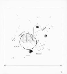garadinervi - (from) Manfred Mohr Computer Graphics - Une. Architecture Graphics, Architecture Drawings, Concept Diagram, Paris Ville, Exhibition, Design Graphique, Geometric Art, Designs To Draw, Digital Art