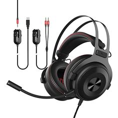 f5f660b8e36 Dovewill AJAZZ USB Wire 3.5mm Plug 7.1 CH Surround Gaming Headset w  Mic for