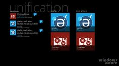 Unification brings notifications from Windows 8 and Windows Phone at one place