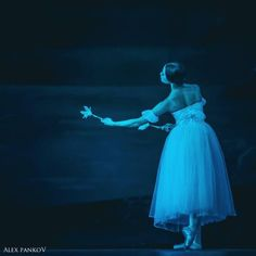 "<<Zhanna Gubanova in ""Giselle"", The Kremlin Ballet # photo © Alex Pankov>>"