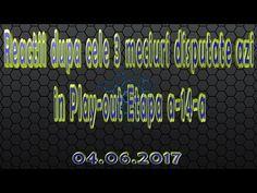 Reactii dupa cele 3 meciuri disputate azi in Play-out Etapa a - 14 - a (...