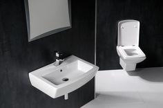 Jak již název PURITY napovídá, vyznačuje se tato série čistotou geometrických křivek se zaměřením na jednoduchost a funkčnost. Série nabízí buď přísně kvadratickou linii, nebo jemné prohnutí přední hrany. Novinkou je závěsné WC a urinal, které velmi úspěšně kombinují tyto prohnuté křivky hrany.