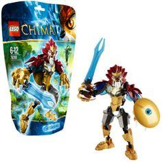 LEGO 70200 Legends of Chima: CHI Laval  http://www.meinspielzeug24.de/lego-70200-legends-of-chima-chi-laval  #Junge, #LEGOLegendsOfChima #BaukastenKunststoffbausteine, #Spielwaren