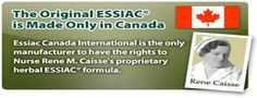Always check for the registered trademark, Canadian Flag, picture of Rene Caisse along with the authorized signature on the label for The Original ESSIAC . Home Remedies, Natural Remedies, Spirit Soul, Alternative Treatments, Cancer Cure, Registered Trademark, Health And Nutrition, Health Benefits, Herbalism