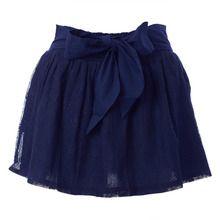 Bow-tie Skirt - Net (bibico)