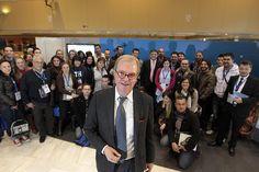 """""""Los jóvenes deben entrar en el Periodismo  y los periodistas deben salir del periódico"""""""