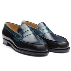 Travel through the world of J.M. Weston shoes as you explore the different sections: style advice, models, lines and styles. Jm Weston, Fresh Shoes, Hot Shoes, Shoes Men, Men's Shoes, Loafers For Women, Loafers Men, Weston Shoes, Prada Shoes