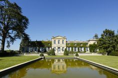 A 14-bedroom chateau surrounded by 22 acres of landscaped land, including a swimming pool and tennis court – basically the perfect weekend home to take the family and a friend or two (when we win the lottery....). Savills