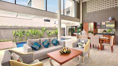 Villas facilities at Bellevue Heritage Villas Nusa Dua, Bali