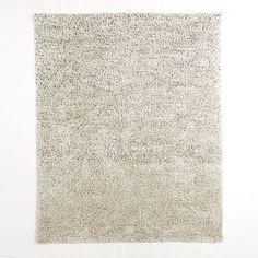 Steven Alan Speckled Shag Rug, 8'x10', Multi