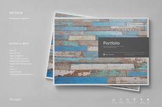 nice Portfolio Big Pack   CreativeWork247 - Fonts, Graphics, Themes, Templa...