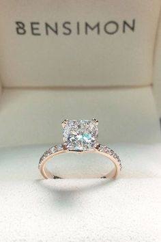 Most Popular Engagement Rings For Women See more: #weddings