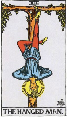 Featured Tarot Card The Hanged Man from the Rider Waite Deck The Hanged Man reflects a need to suspend action, and as a result, a period of indecision may be indicated. Decisions or actions that need. All Tarot Cards, Vintage Tarot Cards, Hanged Man Tarot, The Hanged Man, Major Arcana Cards, Tarot Major Arcana, Rider Waite Tarot Cards, Tarot Waite, Tarot Significado