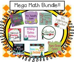 mega math games for 5 grade