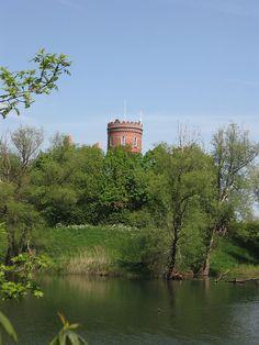 Zaltbommel watertoren 01 - Lijst van watertorens in Nederland - Wikipedia