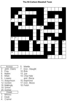 flirting with disaster star crossword clue crossword puzzles printable