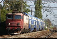RailPictures.Net Photo: 40-0781-1 CFR Calatori - Romanian Railways ASEA 060-EA at Ilfov county, Romania by Cristian Vladu