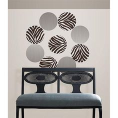 WallPops Animal Instinct Dots #walldecals  #wallart  #peelandstick  #WallPops  #wallstickers  #decor  #DIY  #decorating