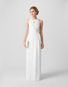 dfbc3646293c Annushka Embellished Bridal Dress Bryllup Dekorationer På Et Budget