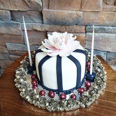 Flower Pink Torte Torta Birthday Geburtstag Doğum günü Cake
