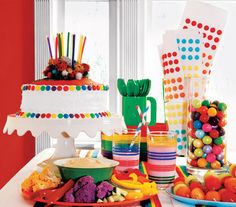Save the serious check writing for her Sweet Sixteen. These kids' birthday party ideas are big fun for the 10-and-under set.