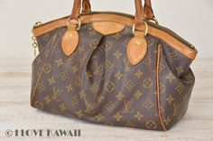 Louis Vuitton Monogram Tivoli PM Shoulder Bag M40143