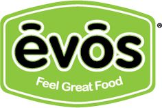 Delicious All American Menu, without the guilt. EVOS Airbakes™ - instead of deep-frying. Naturally raised beef, natural poultry, wild caught Alaskan salmon.