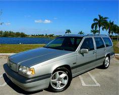 1996 Volvo 850 Turbo Wagon