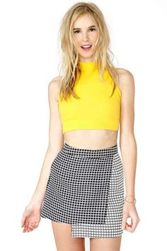 Under The Sun Crop Top