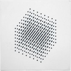 2^9 = 2 x 2 x 2 x 2 x 2 x 2 x 2 x 2 x 2 = 512 dots, arranged in cubes. 2x2 dots arranged in cubes, arranged in 2x2 meta-cubes, arranged in 2x2 meta-cubes. With this, Geometry Daily goes on a hiatus. Yes, I will pause posting. Instead of doing even more graphics, I would like to go deeper. 512 graphics is a lot of material and some ideas demand more attention and want to go elsewhere, on paper, shirts and how-knows