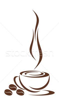 Imagini pentru ceasca de cafea desen Bullet Journel, Thing 1, Incense, Adobe Illustrator, Coffee Cups, Minimalist, Abstract, Artwork, Punch