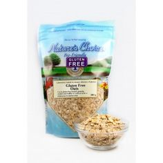 Nature's Choice Rolled Oats Gluten Free - product for sale online. Rolled Oats, Health And Wellness, Oatmeal, Gluten Free, Healthy Recipes, Breakfast, Food, The Oatmeal, Essen