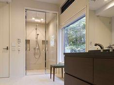 空間に溶け込むシャワールーム|事例紹介|BAINCOUTURE|NIKKO #shower room #barhroom #interior #NIKKO #BAINCOUTURE