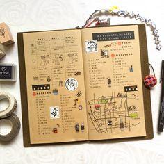 """@mini_minor on Instagram: """"・ 秋は連休が多いので、旅の計画がいろいろ立てられて嬉しい季節です🍁 まずは長野・松本への週末旅を計画中🍇 旅のテーマを決めたら、地図、持ち物リスト、したいことリストなどをまとめて、準備ノートを作ります☺️ 今回はシンプルにわかりやすくまとめてみました🍎 ・ There are…"""""""