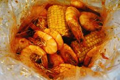 Shrimp and Corn in The Whole Shebang Sauce from The Boiling Crab in Korea Town.실시간바카라★XTTX7.COM★나이트팔라스실시간바카라★XTTX7.COM★나이트팔라스실시간바카라★XTTX7.COM★나이트팔라스실시간바카라★XTTX7.COM★나이트팔라스