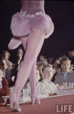 Moulin Rouge Sunday Children's Matinee (1950s)