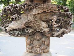 Смотрите это фото от @seaglass_takechan на Instagram • Отметки «Нравится»: 221 Lion Sculpture, Statue, Instagram Posts, Art, Art Background, Kunst, Performing Arts, Sculptures, Sculpture